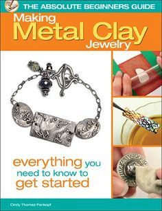 21 best jewelry making books images on pinterest diy jewelry lets face it metalwork as a jewelry making technique is just not easily accessible fandeluxe Images