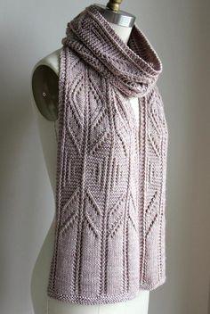 Winter Wish Scarf (Worsted) Stickmönster av Monika Anna Crochet Patterns For Beginners, Knitting Patterns Free, Knit Patterns, Free Knitting, Finger Knitting, Knit Cowl, Knitted Shawls, Knit Crochet, Crochet Hats
