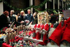 Porvoon Taidetehtaan Joulumarkkinat #porvoo #finland