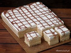 Food Cakes, Tiramisu, Cake Recipes, Sweets, Cooking, Ethnic Recipes, Desserts, Internet, Fit