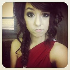 Christina Grimmie - Her Hair <3