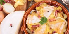 Tartiflette aux carottes et Mont d'or | Mes recettes faciles