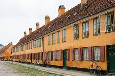 Nyboder Copenhagen © Birgitte Brøndsted