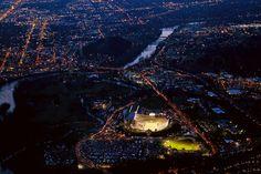 Autzen Stadium and PK Park, Eugene OR