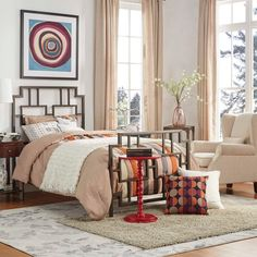 Regular Bed,(,400),King Beds: Transform the look of your bedroom by updating possibly the most important furniture in the space, letting you create a grand feel or a serene retreat. Free Shipping on orders over $45!