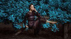 Goth, Muse, People, Tabula Rasa, Style, Women, Nature, Fashion, Gothic