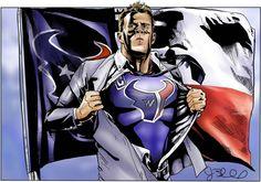 NFL Superhero of the Year: J.J. Watt | Rolling Stone