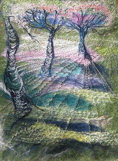 Michala Gyetvai's Textile Art | GoldenFingers