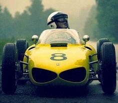 Olivier Gendebien - Scuderia Ferrari Dino