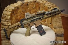 SCAR 16 SBR
