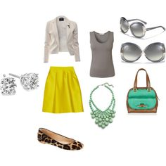 Work Day Chic!, created by sshown on Polyvore
