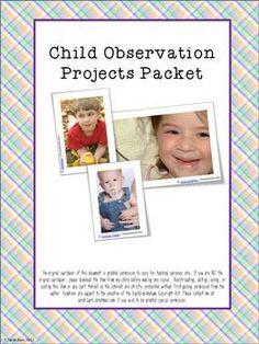 Observation of infant physical development