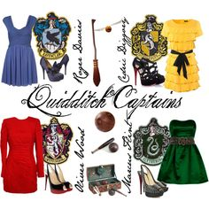 Harry Potter Character Clothing