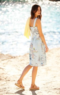 Sail Boat Dress from