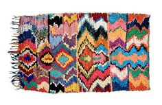 These is the rug I'm making at the moment - its take AGES!