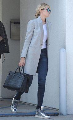 Gigi Hadid's 2015 Streetstyle/ Casual Sophistication
