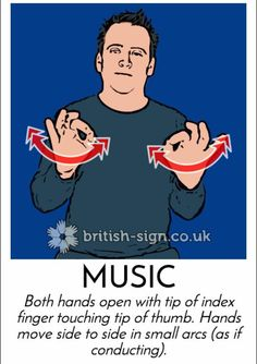 The British Sign Language or BSL is the Sign language that is used widely by the people in the United Kingdom. This Language is preferred over other languages by a large number of deaf people in the United Kingdom. English Sign Language, Sign Language Phrases, Sign Language Interpreter, Sign Language Alphabet, British Sign Language, Learn Sign Language, Learn Bsl, Learn To Sign, New Things To Learn