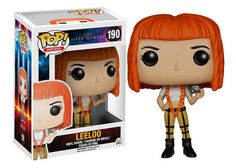 Pop! Movies: The Fifth Element - Leeloo | Funko