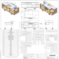 Mobile Project Center Workbench Plans DeWalt Kreg Miter Saw Stand Table Saw Outfeed Router Workbench Plans Diy, Mobile Workbench, Woodworking Workbench, Woodworking Crafts, Woodworking Shop, Workbench Organization, Mobile Router, Folding Workbench, Woodworking Equipment
