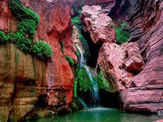 Elves Chasm - Grand Canyon