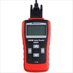 OBD II/ EOBD Code Reader Scan Tool+ OBD II Cable+ USB Cable+ Nylon Carry Case