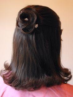 Classically Bridal.