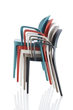 Amy_stackable chair on Furniture Served