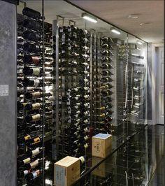 Ardinart Metal Şarap Üniteleri işlevsellikle, estetiği bir arada sunuyor..