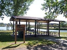 Dalbey Park Gillette Wyoming                  Commonly called the fishing lake, a great place to go for a walk, fish, picnic, bicycle, or just hand out.