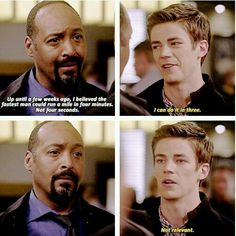 I love Barry so much