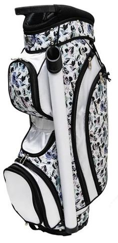 Glove It Abstract Garden Ladies Golf Bag Glove It golf bags are fabulous. Golf bags are light in weight and constructed with 75 denier nylon. The Glove It golf cart bags feature eight way full Gifts For Golfers, Golf Gifts, Golf Swing Speed, Ladies Golf Bags, Golf Pictures, Girls Golf, Golf Player, Perfect Golf, Golf Lessons