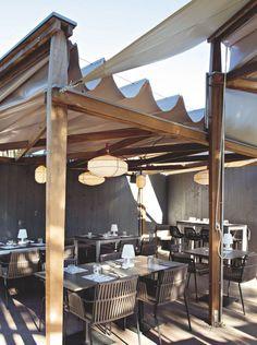 Week-end au Cap-Ferret : restaurant, spa, cabane...