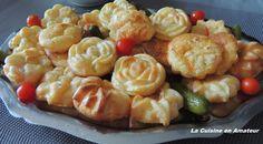 La cuisine en amateur de Maryline: Mini quiche au surimi