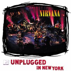 #Nirvana Unplugged in New York 180g LP #Vinyl Record Sealed + Download