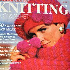 Sweater Knitting Patterns Family Circle Great Ideas by elanknits (Craft Supplies & Tools, Patterns & Tutorials, Fiber Arts, Knitting, mens sweater pattern, aran sweater pattern, sweater patterns, cardigan patterns, knitting patterns, crochet patterns, hat knitting pattern, scarf pattern, turtleneck patterns, machine knitting, Family Circle, knitting and crochet, knitting pattern)