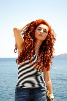 GWI Beautiful Red Heads- PSD/LR