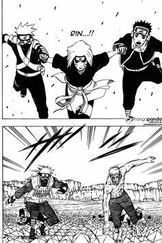 kakashi, rin et obito