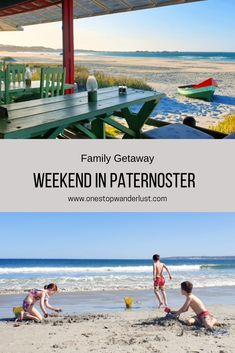 Why seaside Paternoster makes for a blissful family getaway Family Getaways, Weekend Getaways, Family Of 4, Family Travel, Seaside Village, Country Landscaping, Nature Reserve, Sandy Beaches, Luxury Travel