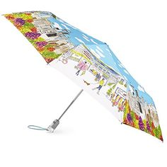 totes Grace AOC City Scenes, Fashionista In Seattle, One Size Cool Umbrellas, City Scene, Clear Acrylic, Seattle, Totes, Handle, Graphics, Popular, Purses
