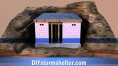 Family Bunker Plans 188588303133948557 - Is bugging out not a viable solution for your family? Then perhaps you should consider these DIY underground bunker plans to help alleviate the cost. Source by Underground Bunker Plans, Underground Shelter, Underground Homes, Survival Shelter, Survival Prepping, Emergency Preparedness, Fallout, Building A Bunker, Storm Cellar