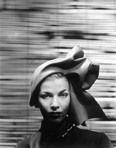 Erwin Blumenfeld photo 1950's