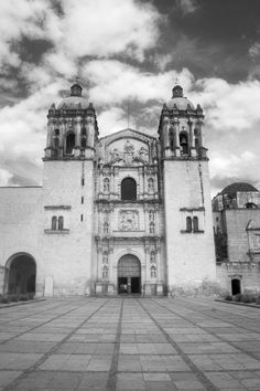 Santo Domingo. Oaxaca