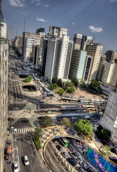 Brazil Wonders — São Paulo, SP (by gutooo) Places Around The World, Around The Worlds, Places To Travel, Places To Visit, Travel Local, Beautiful World, Beautiful Places, Brazil Travel, Argentine