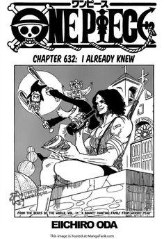 One Piece Manga ch.632 Page 1
