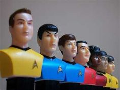 Image Search Results for star trek pez