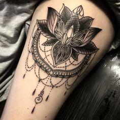 Lace Tattoo designs8