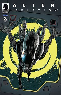 Alien: Isolation is a one-shot comic book published by Dark Horse Comics in July 2014 that serves as a tie-in to the video game of the same name. Created as a collaboration between Dark Horse, SEGA and Creative Assembly, it was written by Dan Abnett and Dion Lay (both of whom worked on the game), illustrated by Henry Flint, lettered by Nate Piekos, colored by Carlos Badilla and edited by Daniel Chabon, with cover art by Flint. It acts as a prequel to the game and chronicles several…