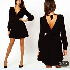 Asimetrik Kesim V Yaka Yazlık Elbise