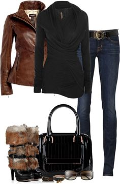 """Not Your Everyday Uggs"" by partywithgatsby ❤ liked on Polyvore"