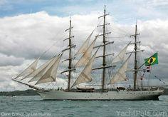 "Tall Ship ""Cisne Branco"""